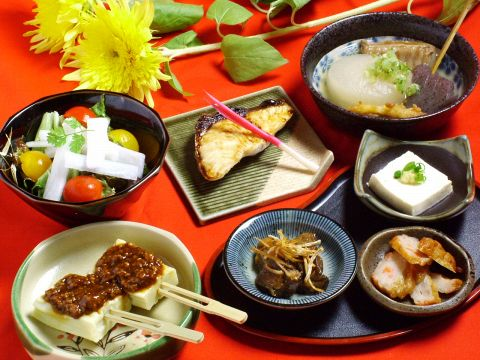 Japanese cuisine for Ancient japanese cuisine